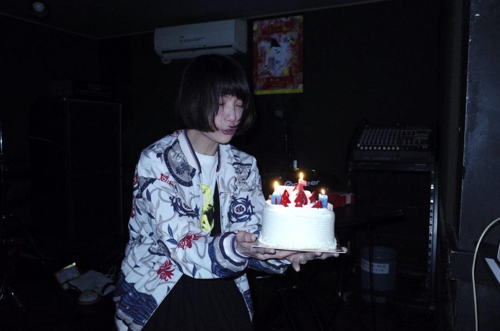 祝・後藤まりこ誕生日、おもしろい話を直電すると本人からプレゼントがもらえる生配信レポ