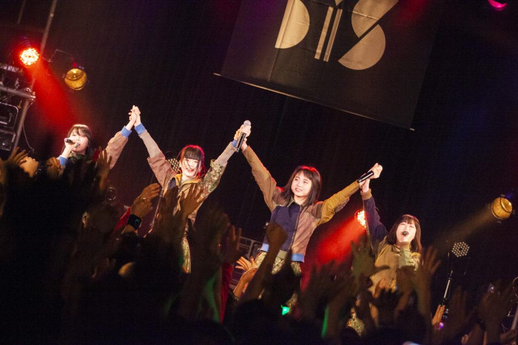 【LIVE REPORT】BiS、超満員のリキッドルーム公演「第3期BiSは武道館に立ちます」