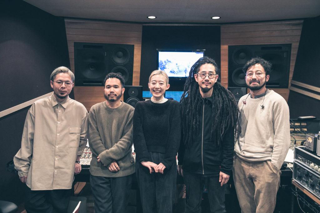 Ryu Matsuyama、mabanuaプロデュース2年ぶりアルバム&ゲストボーカルに羊文学・塩塚モエカ参加