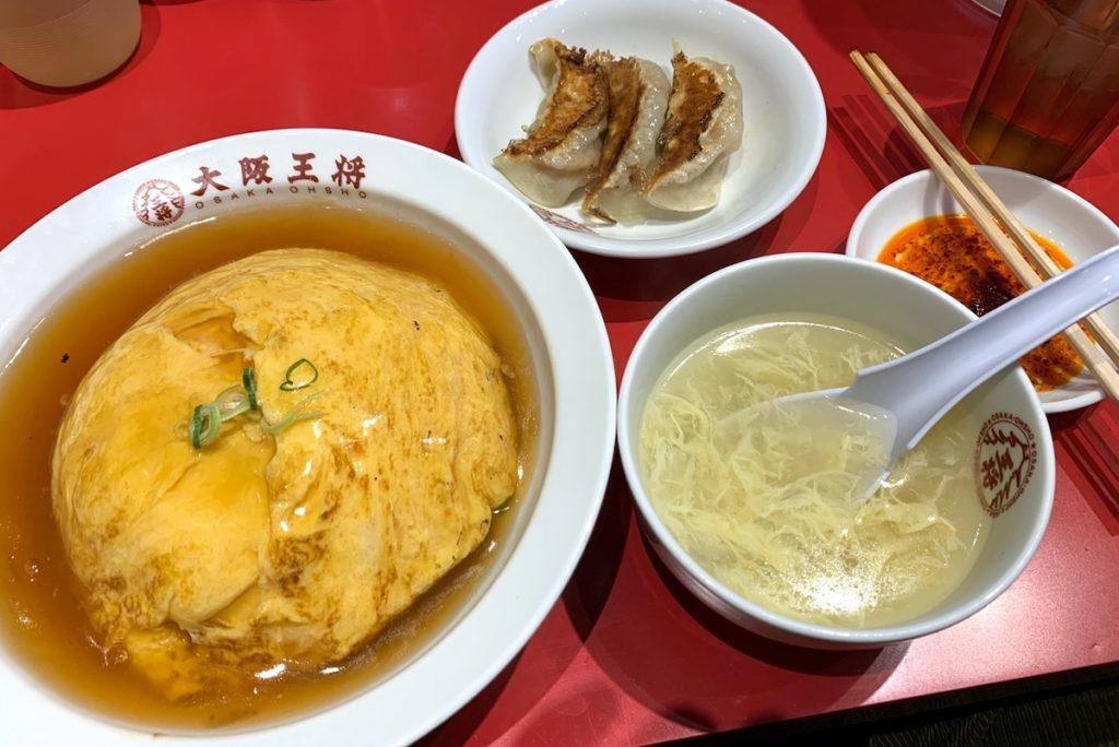 天津飯放浪記第10回「大和撫子のように卵を纏ったふわふわ天津飯」