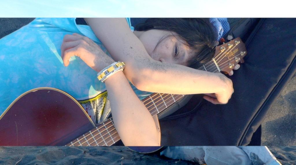 """""""後藤まりこアコースティックviolence POP""""、初MV「江ノ島メモリー」公開"""