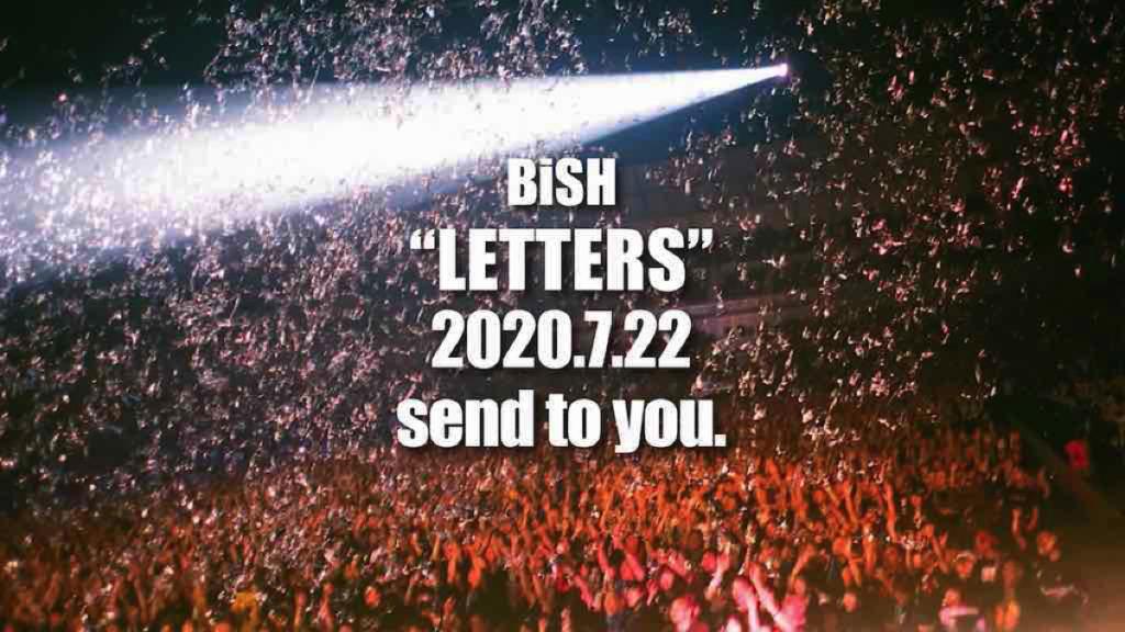 BiSH、メジャー3.5thアルバム『LETTERS』7月22日に発売