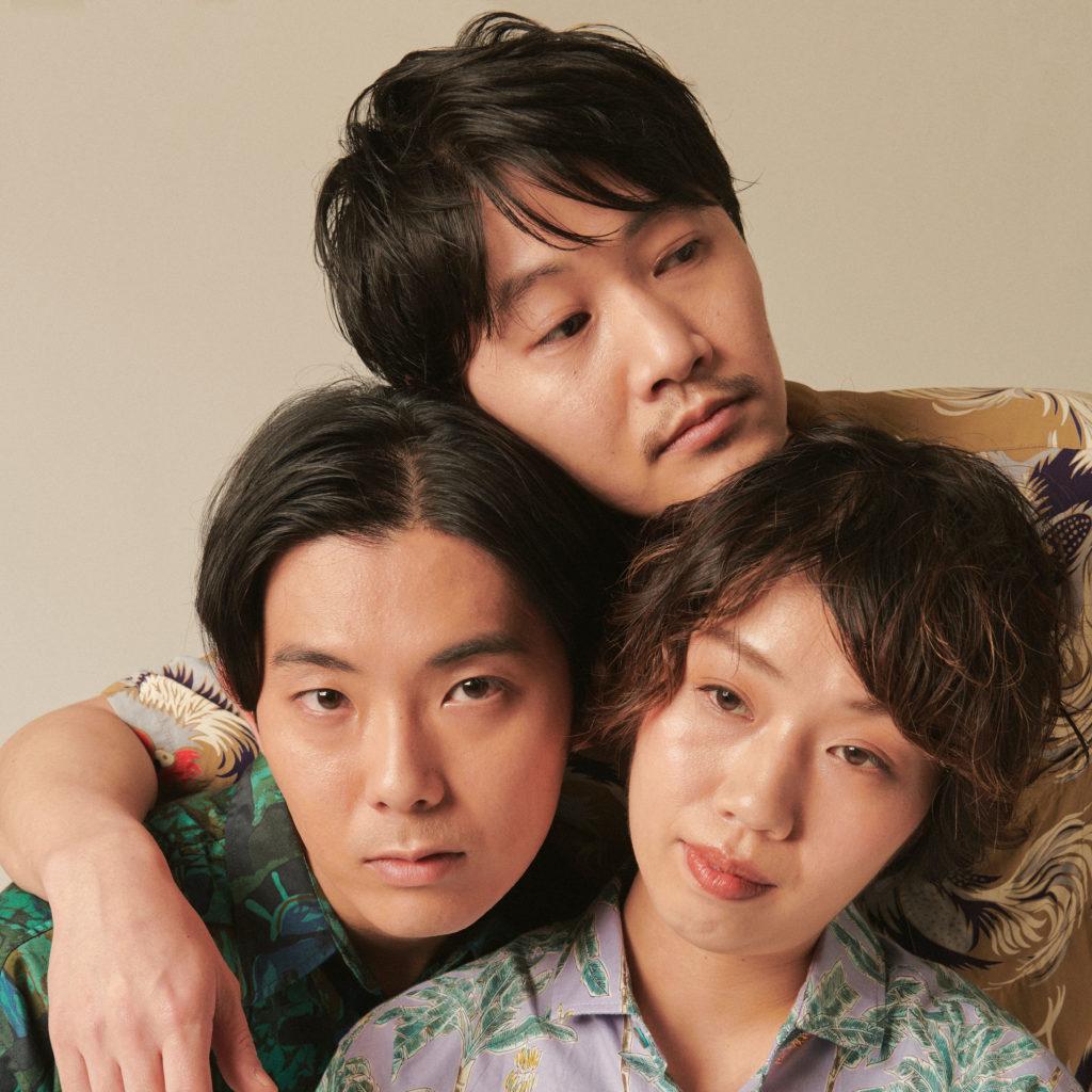 折坂悠太、松井文、夜久一による「のろしレコード」、初期の代表曲をバンド再録にて緊急リリース