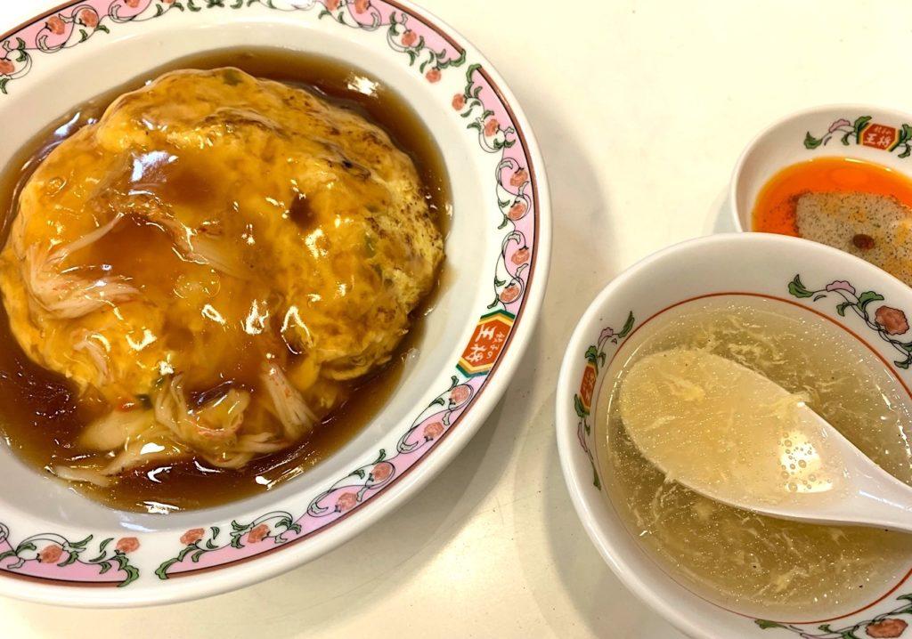 天津飯放浪記第18回「天津飯(Omelette on Rice)にはチーズチッピングがマストってご存知ですか?」
