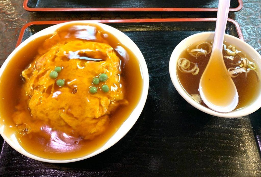 天津飯放浪記第19回「味のまとまりと食感のバランスが素晴らしい天津飯」