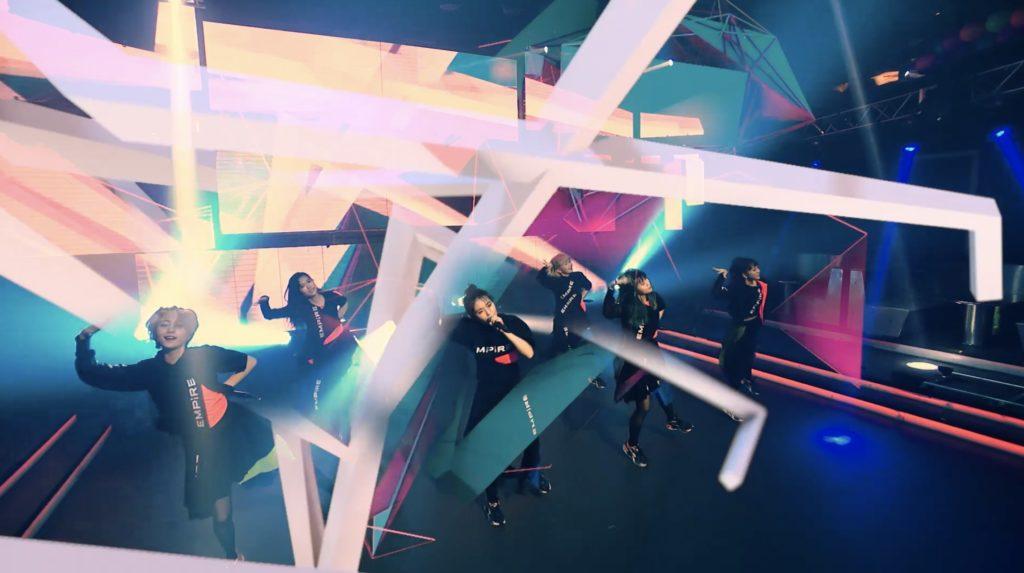 EMPiRE、新EPを先行配信&MAYU EMPiREが作詞を手がけた楽曲のライヴ映像公開