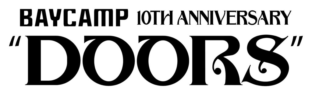 BAYCAMPの前夜祭〈DOORS〉が新木場STUDIO COASTで緊急開催