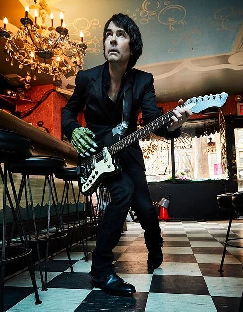 ジョンスペンサー、ギターウルフ・セイジ主催〈シマネジェットフェス2020〉に急遽出演決定