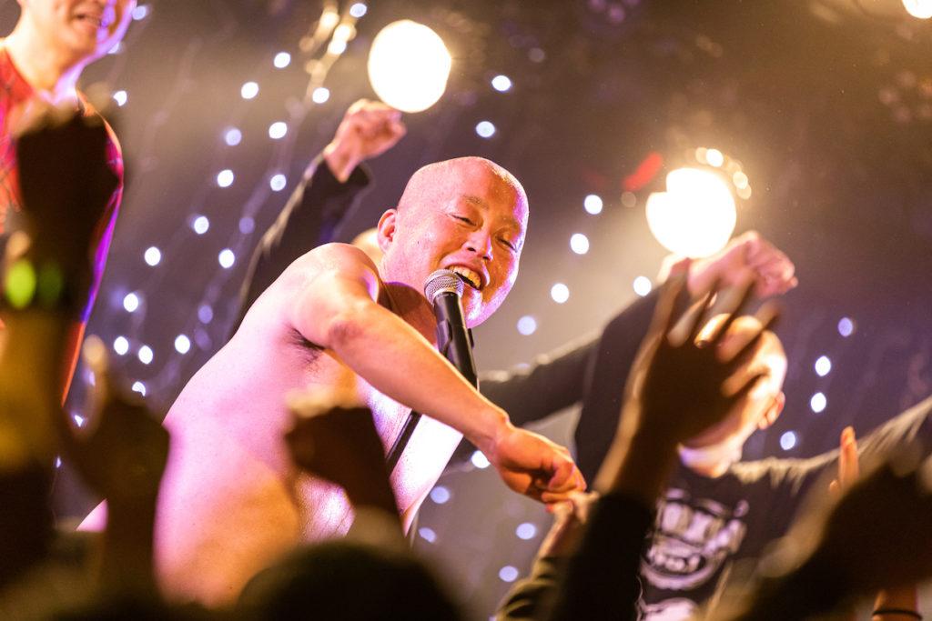 クリトリック・リス、新アルバム『ROAD TO GUY』発売を51歳の誕生日に発表