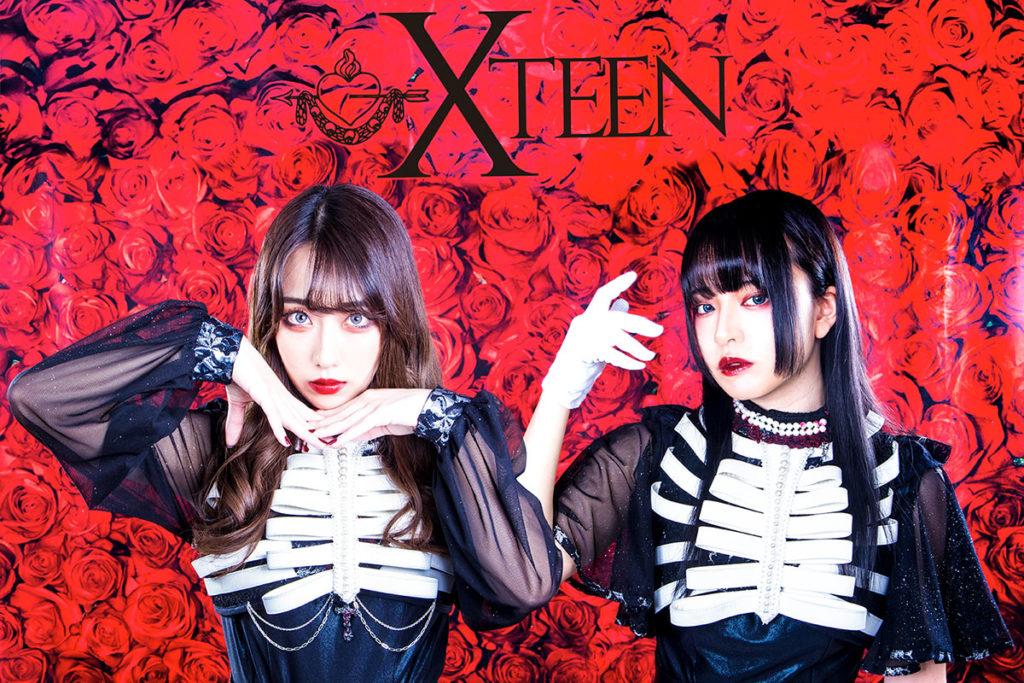 ホラーパンクアイドルユニット「XTEEN」姫草雛奈子のバースデーイベント〈LUCIFER〉開催