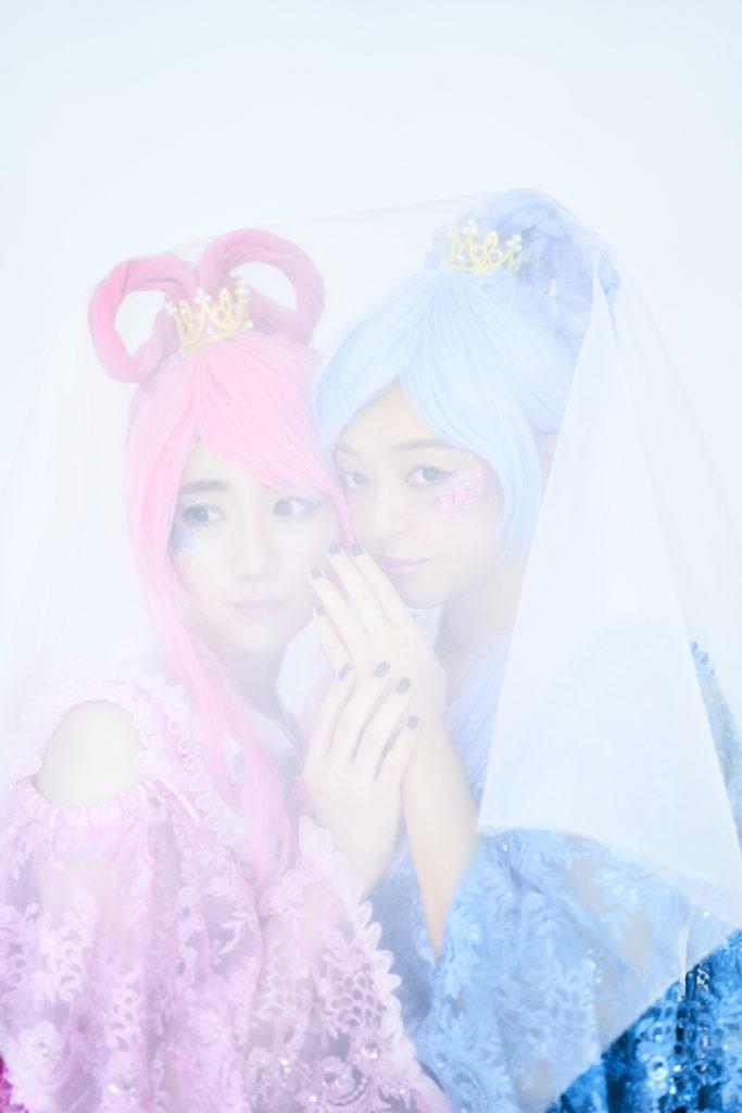 ドリームポップデュオまこみなみん、カワムラユキプロデュースの新曲を配信リリース
