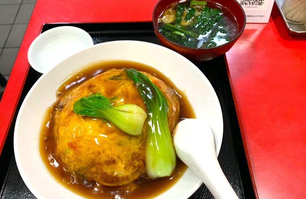 天津飯放浪記第45回 仙川・龍亭「天津飯のあんに甘味を出す方法は、決して調味料だけではない」