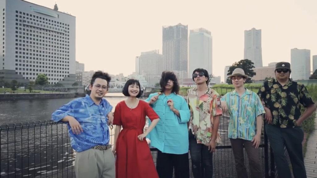 笹口騒音オーケストラ「バードマン」MV公開&〈笹フォークジャンボリー2021〉にクリトリック・リス出演
