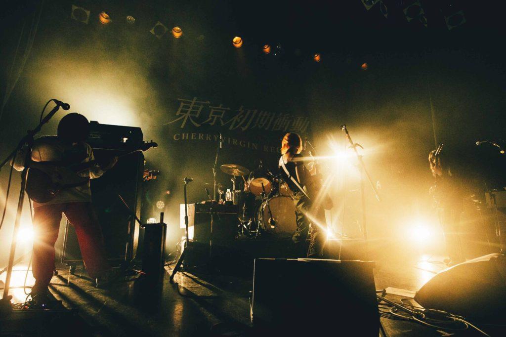 東京初期衝動、3rd EP『セカンド・キルヴァージン』リリース&全国8都市を巡るツアー開催