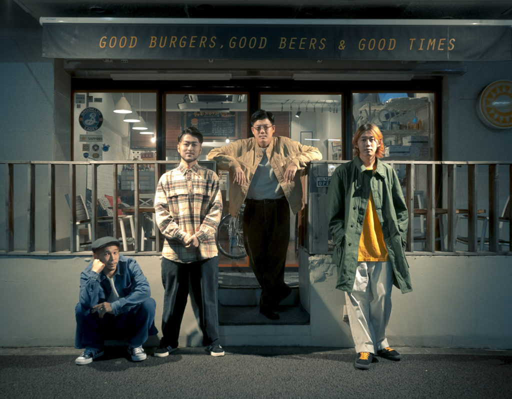 YONA YONA WEEKENDERS、SPEEDSTAR RECORDSよりメジャー・デビュー曲「いい夢」配信&限定レコード発売