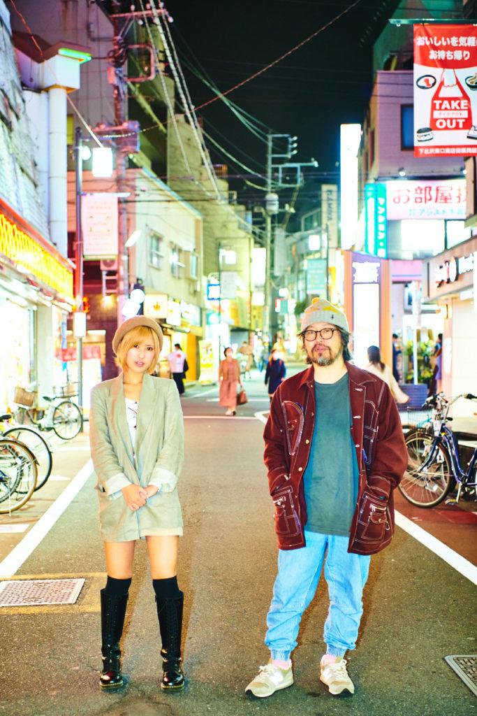 【連載】東京初期衝動しーなちゃんの、ちゃっかりお見合い対談Vol.1 曽我部恵一
