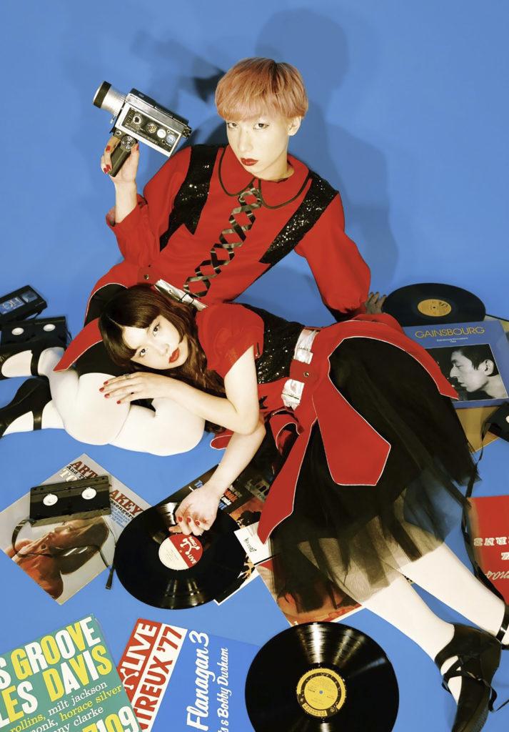 電影と少年CQ、浜崎容子(アーバンギャルド)楽曲提供シングルCDリリース