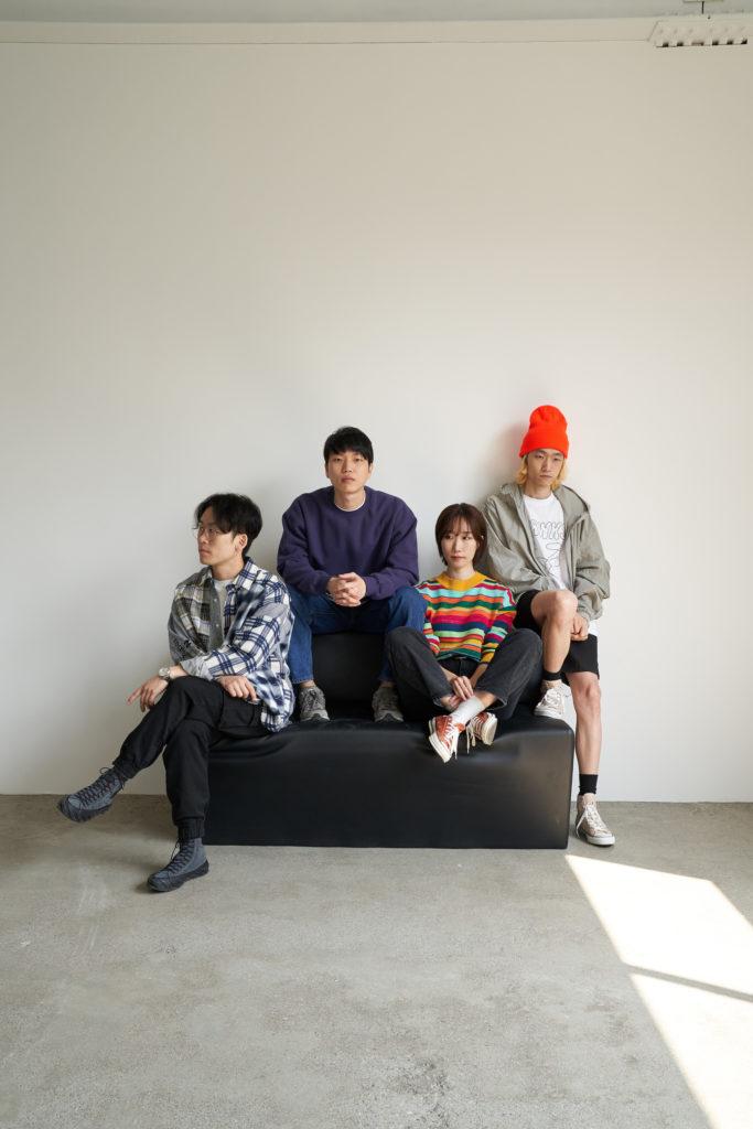韓国のマスロックバンドDabda、ドラマー柏倉隆史とのコラボ曲ドキュメンタリー公開