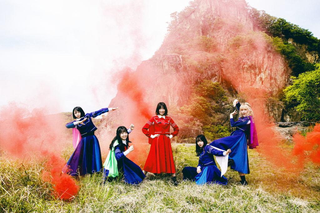PARADISES、月ノウサギ復帰当日に新体制デジタルアルバムリリース