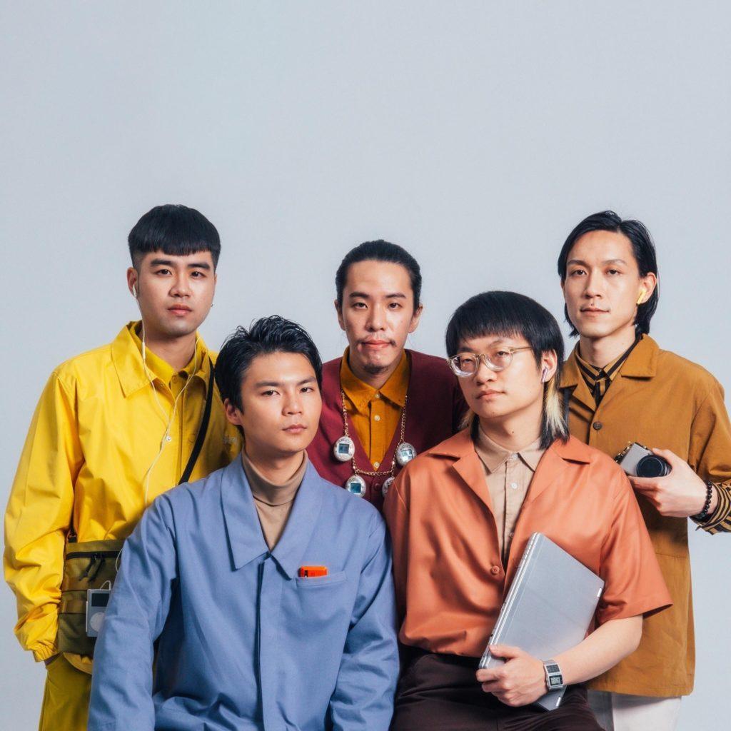 台湾のバンド落日飛車、最新アルバム『SOFT STORM』日本盤LPリリース