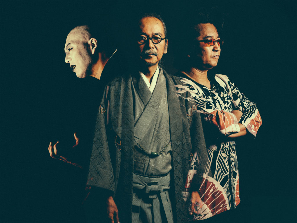 人間椅子、約2年2か月振り新作アルバム『苦楽』ジャケは荘厳な観音様