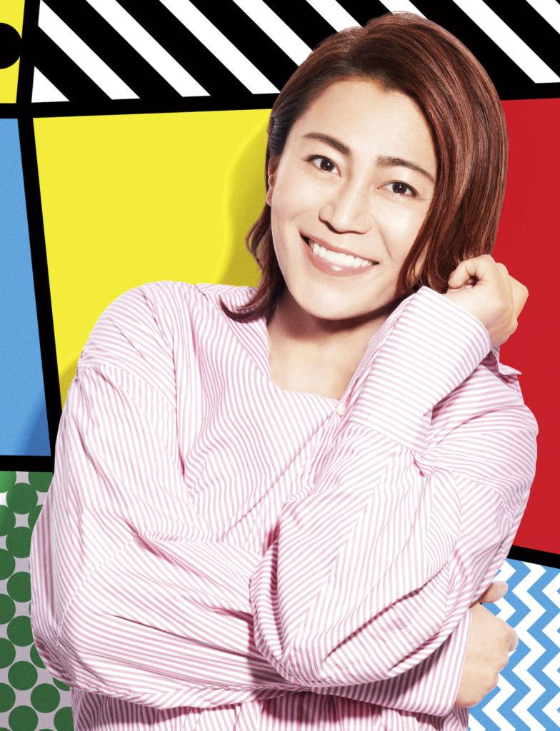 氷川きよし、両A面シングル『Happy!/森を抜けて』新ビジュアル公開