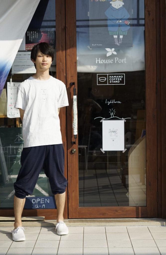 カルチャー発信地をD.I.Yで作る方法、千葉県幕張の本屋lighthouse店主・関口竜平が語る