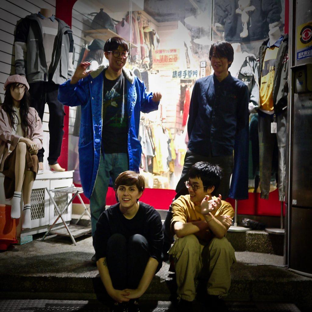 台湾インディ・ポップ・バンドeverfor、3年振り2ndアルバムリリース